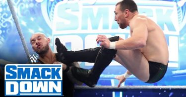 daniel bryan the miz vs king cor