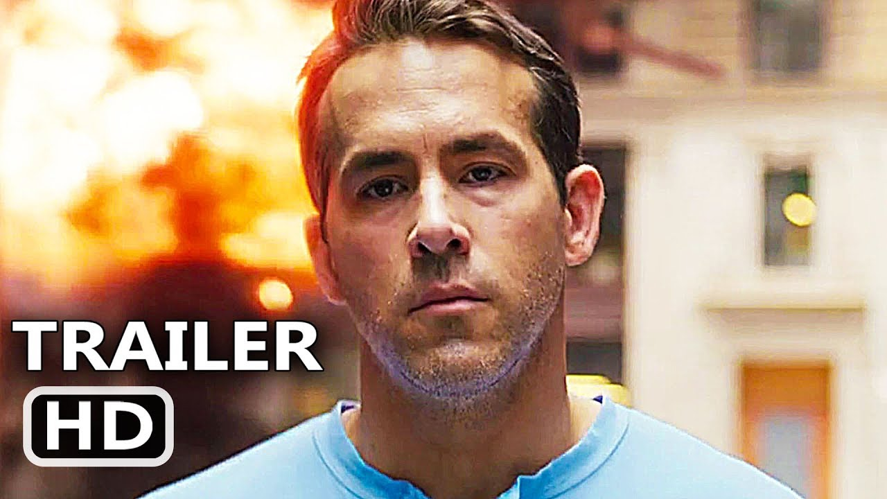 free guy trailer official 2020 m