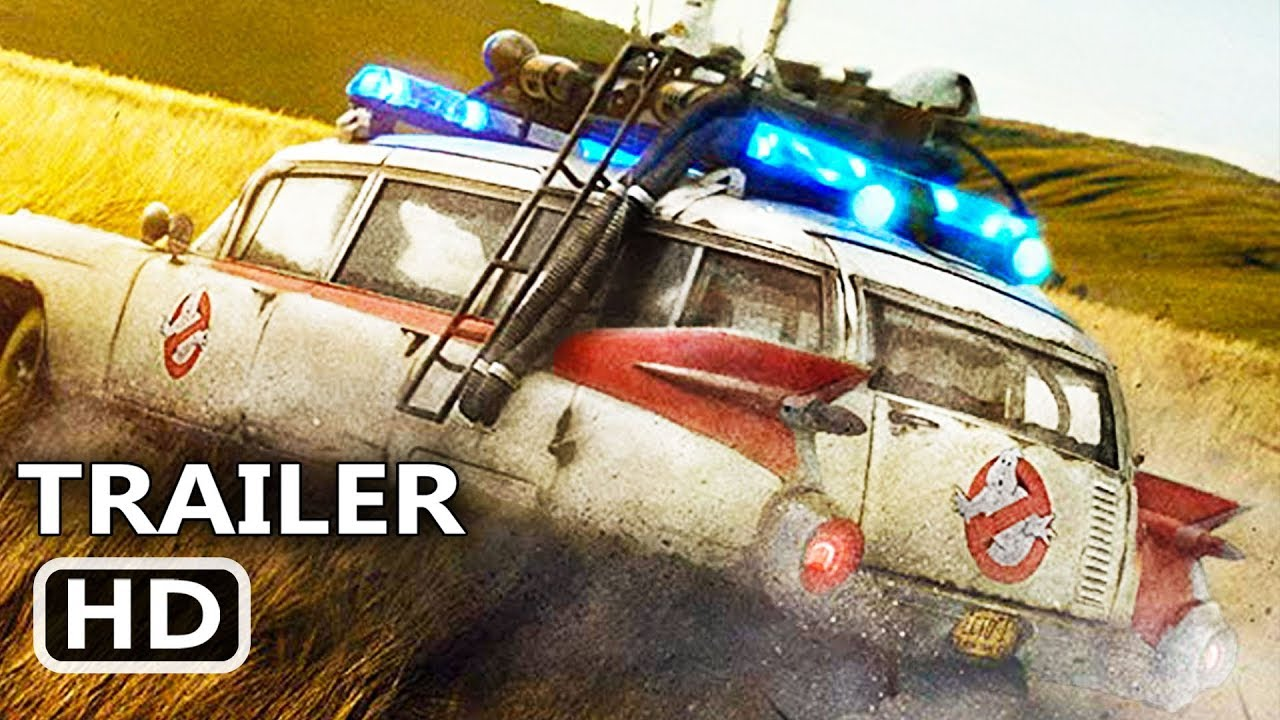 ghostbusters afterlife trailer s