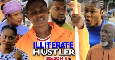 illiterate hustler season 8 noll