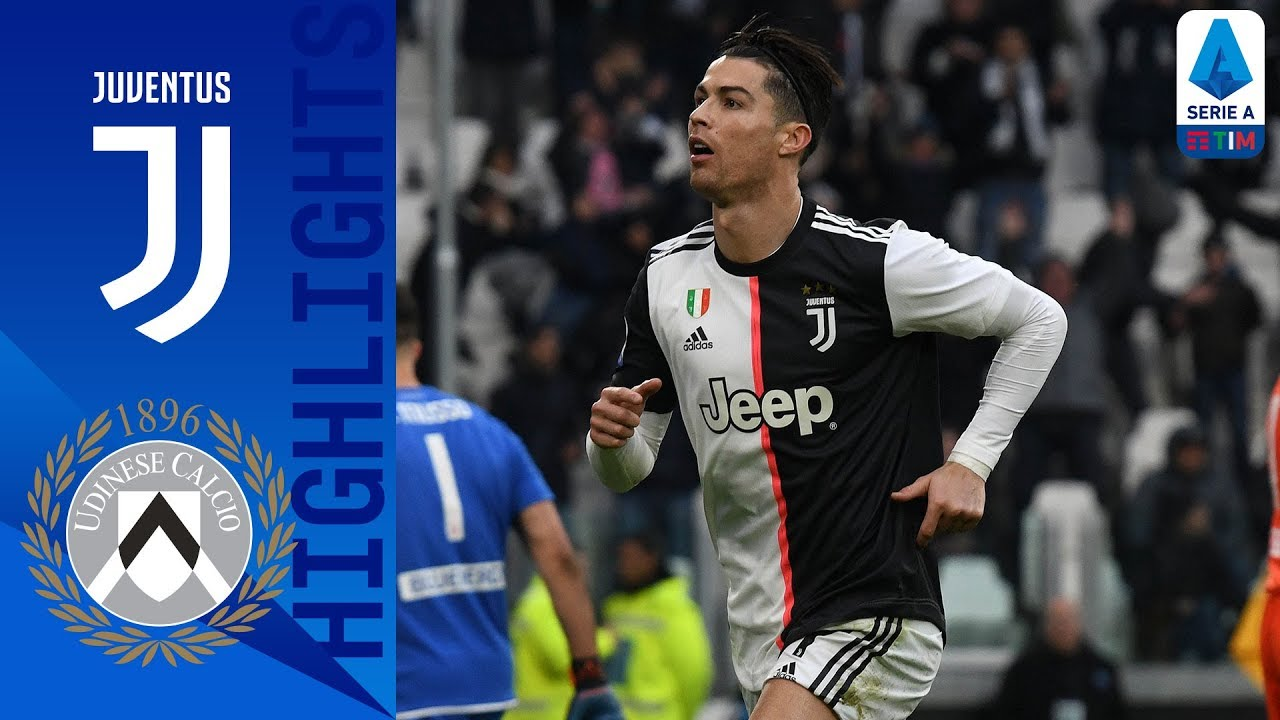 juventus vs udinese 3 1 goals an