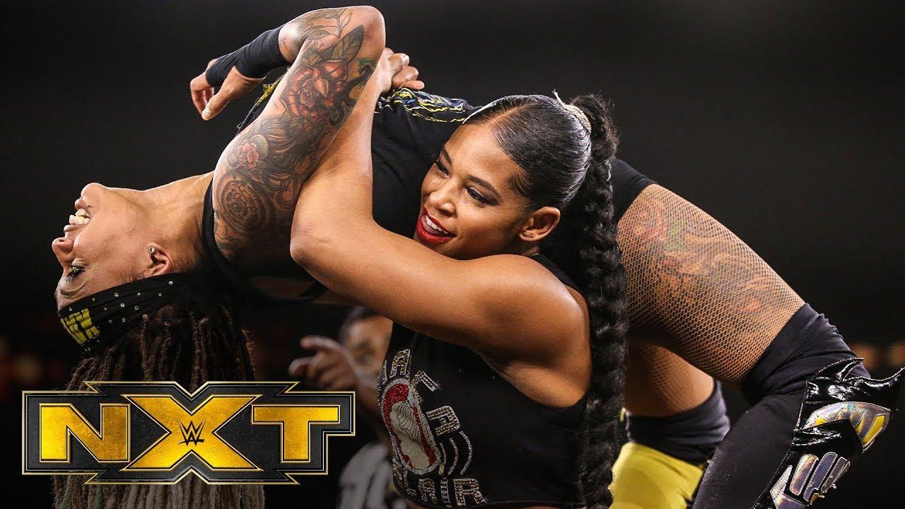 Kayden Carter vs. Bianca Belair – WWE NXT, Dec. 11, 2019