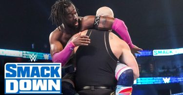 kofi kingston vs king corbin sma