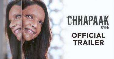 Chhapaak Movie Trailer