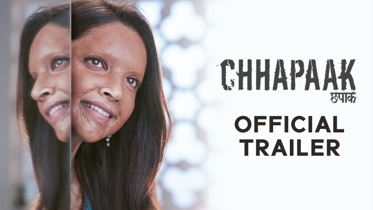 Chhapaak Movie Trailer