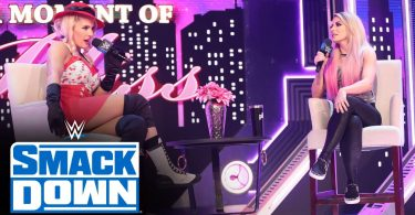 lacey evans defends daughter on