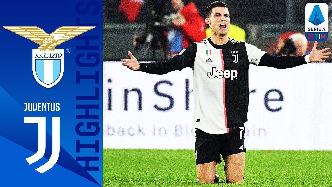 lazio vs juventus 3 1 goals and