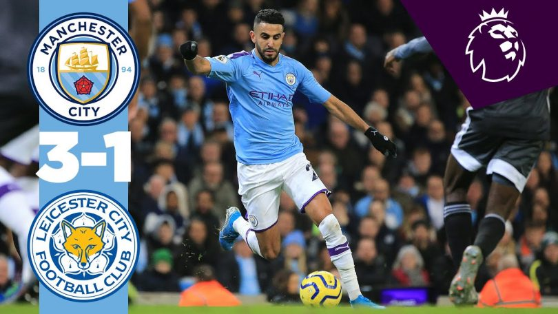 manchester city vs leicester cit