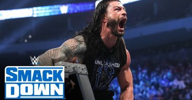 roman reigns unleashes on king c