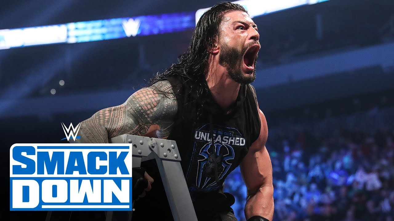 Roman Reigns unleashes on King Corbin & Dolph Ziggler – SmackDown, Dec. 13, 2019