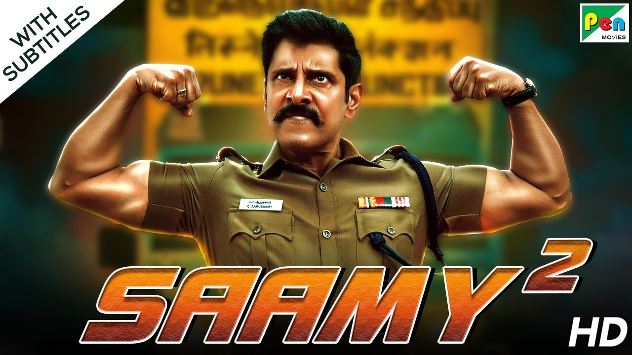 saamy new released hindi dubbed