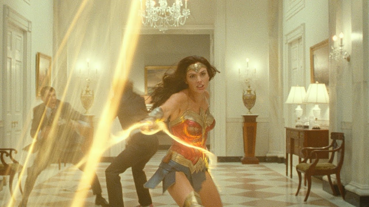 Wonder Woman 1984 Trailer – Starring Gal Gadot