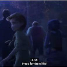 Frozen II subtitle