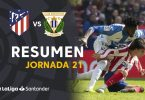 atletico madrid vs leganes 0 0 g