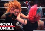 becky lynch brutally slams asuka
