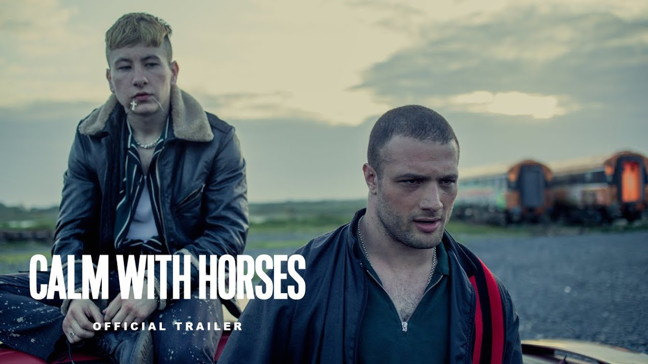 Calm With Horses Trailer – Starring Barry Keoghan