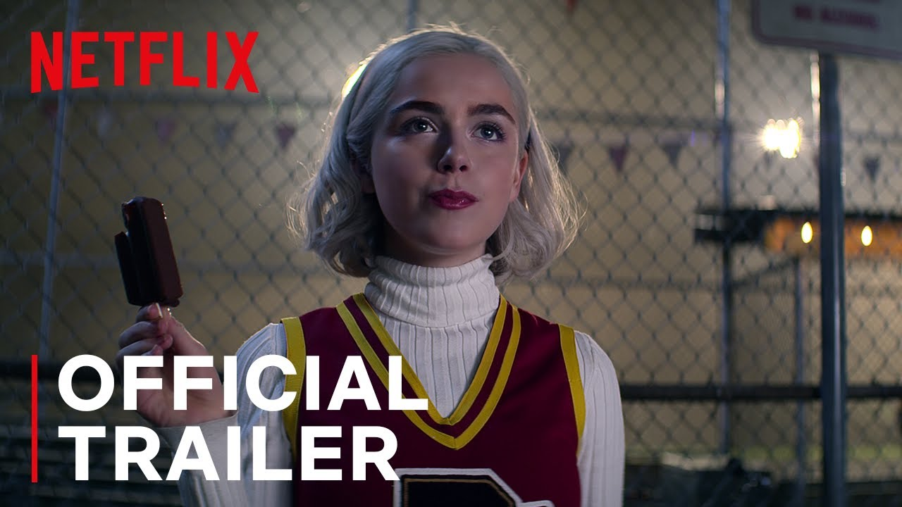 Chilling Adventures Of Sabrina Part 3 Trailer Official
