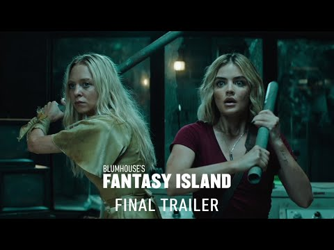 fantasy island trailer starring