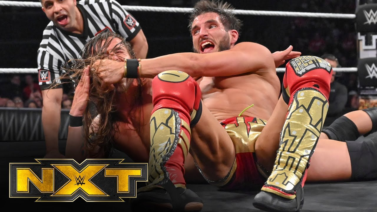 gargano vs cole is nxts match of