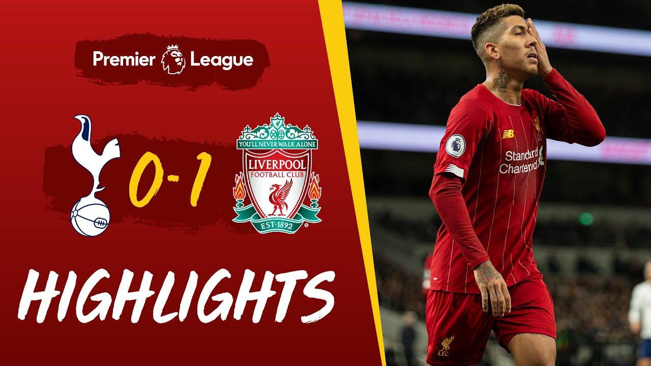 Liverpool V Spurs Today