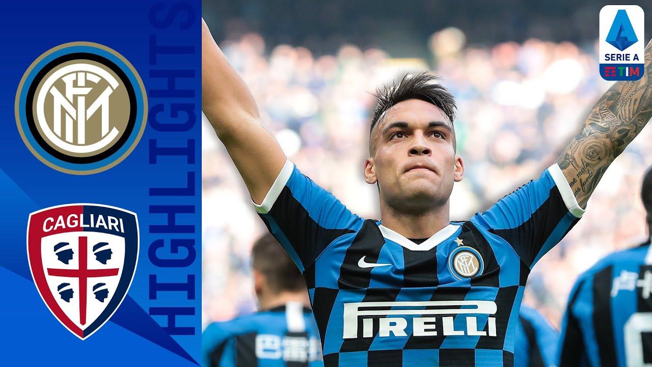 inter vs cagliari 1 1 goals and