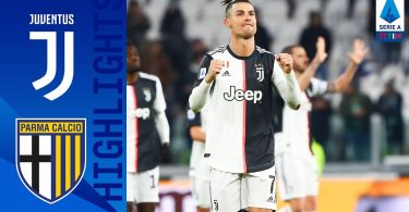juventus vs parma 2 1 goals and