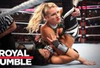 lacey evans battles back against
