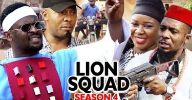 lion squad season 4 nollywood mo