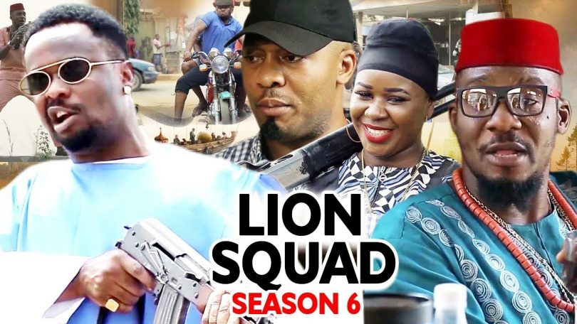 lion squad season 6 nollywood mo