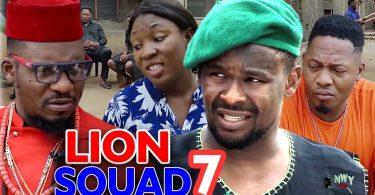 lion squad season 7 nollywood mo