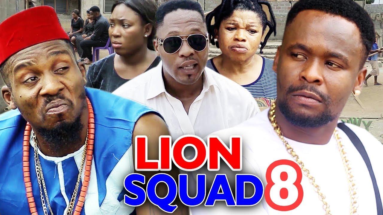 lion squad season 8 nollywood mo