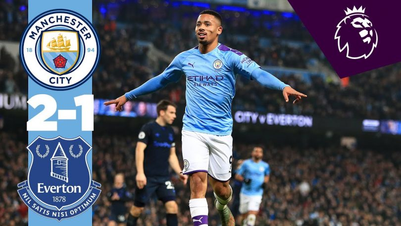 manchester city vs everton 2 1 g