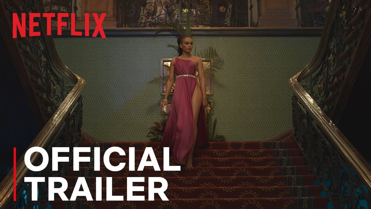 Queen Sono Trailer – Official Movie Teaser [Netflix]