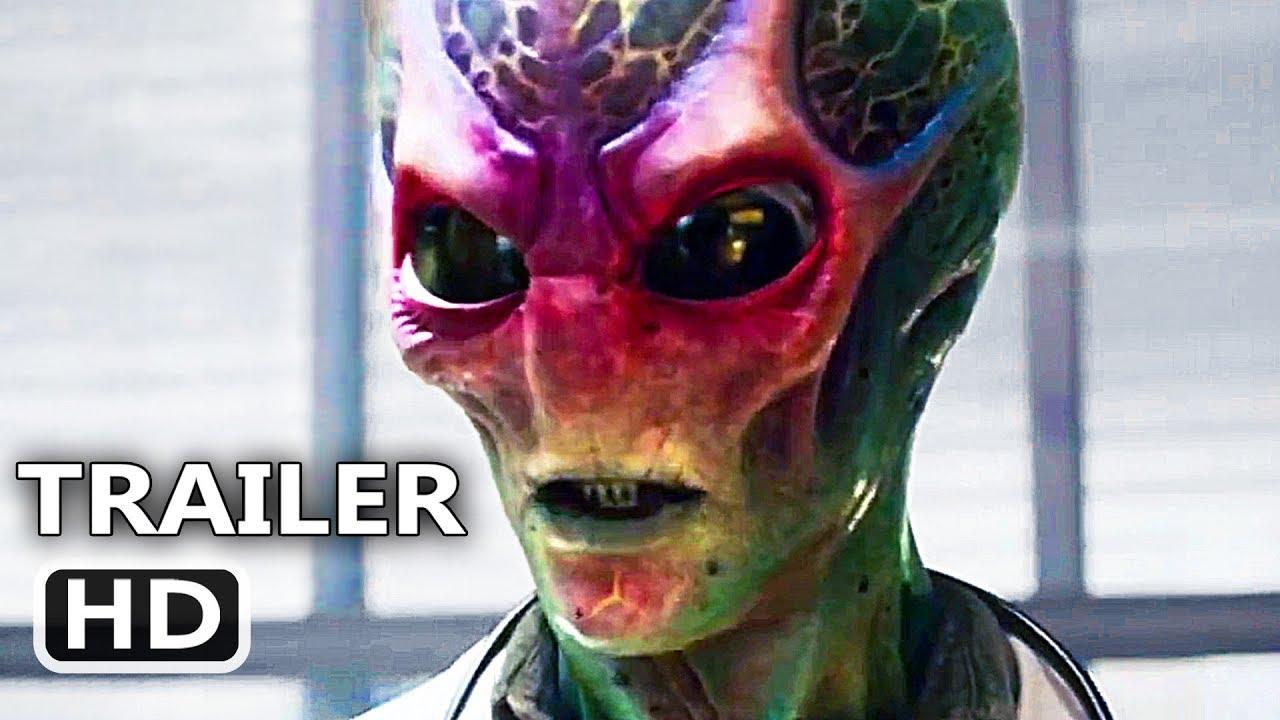 resident alien trailer starring