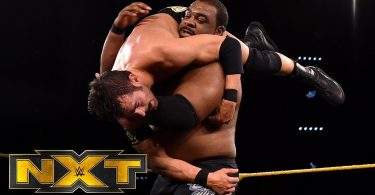 roderick strong vs keith lee nxt