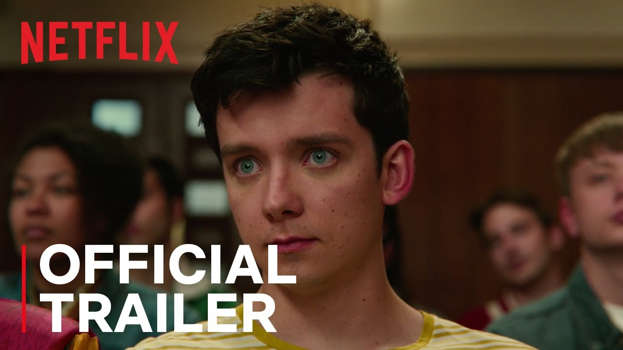 sex education season 2 trailer o
