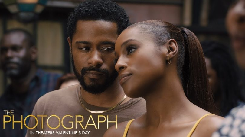 the photograph trailer starring