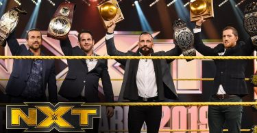 the undisputed era win tag team