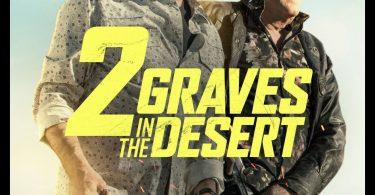 2 graves in the desert trailer s
