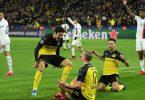 Borussia Dortmund Vs PSG ucl