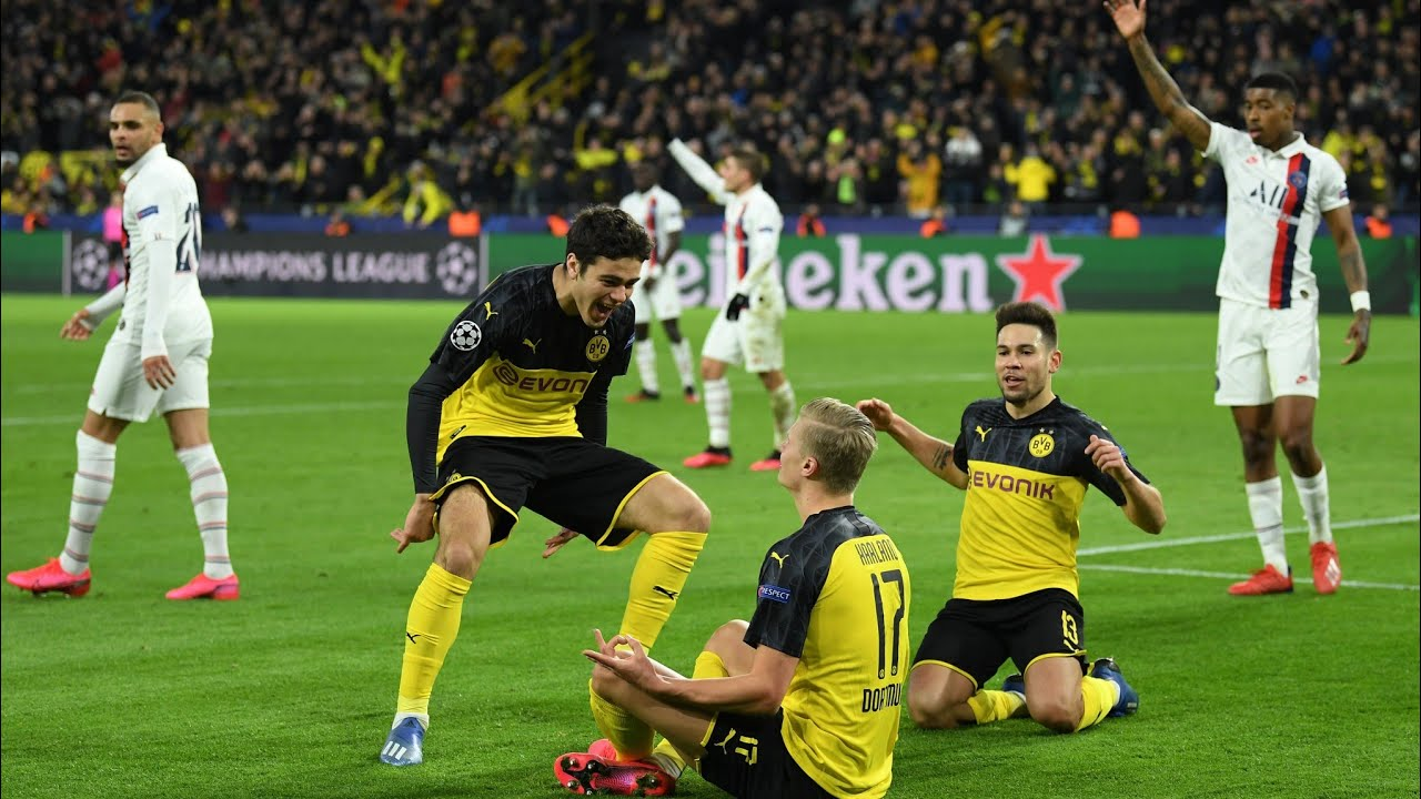 dortmund vs psg - photo #21
