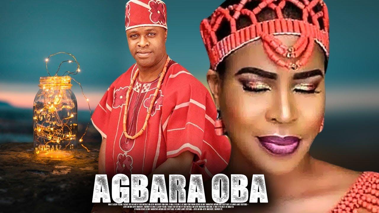 agbara oba yoruba movie 2020 mp4