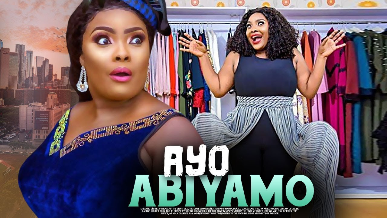 AYO ABIYAMO -Yoruba Movie 2020 [MP4 HD DOWNLOAD]