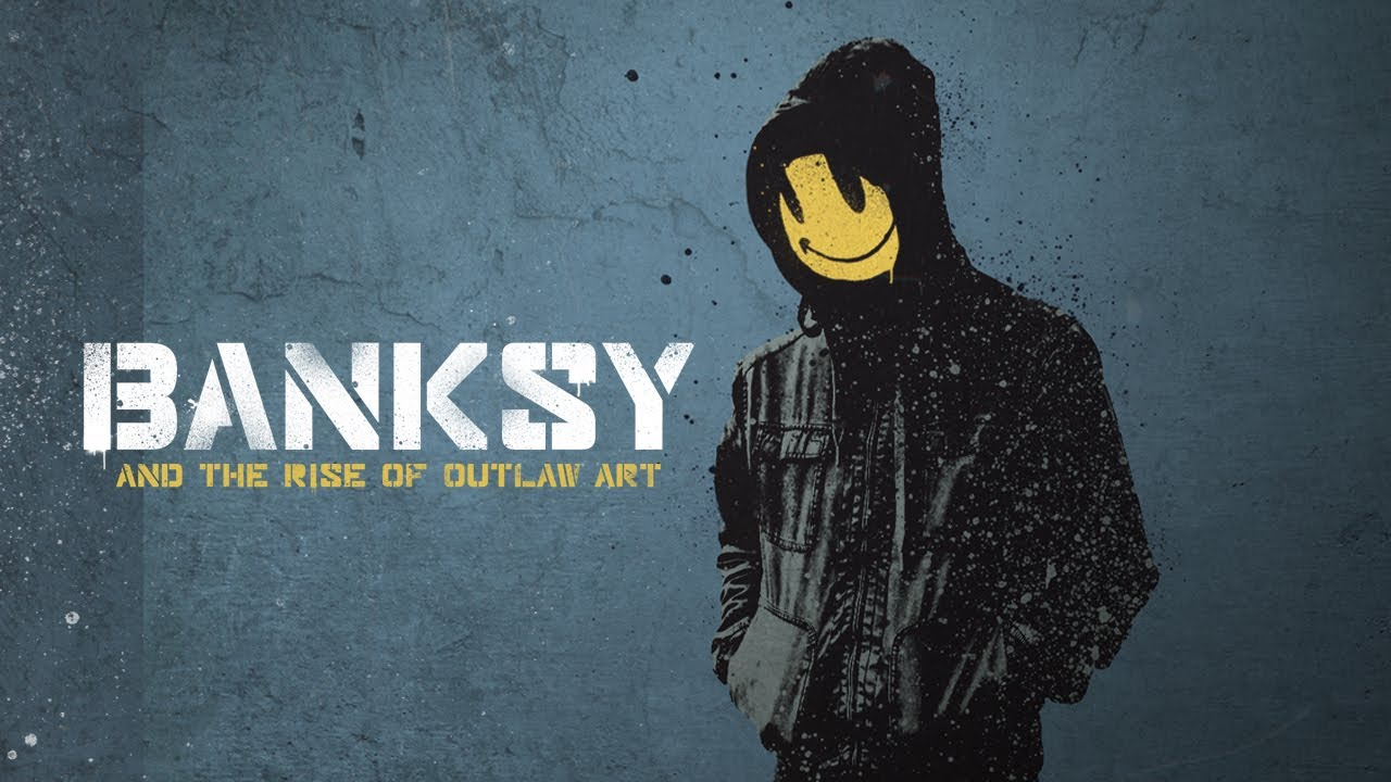 banksy the rise of outlaw art tr