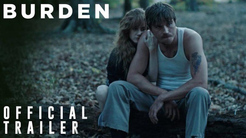 burden trailer starring garrett