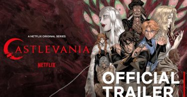 castlevania trailer official mov