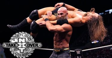 ciampa goes to insane heights in