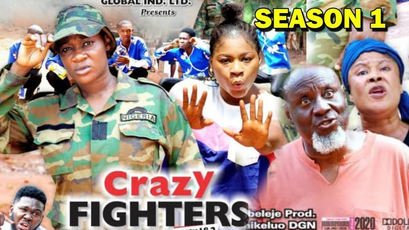 crazy fighters season 1 nollywoo