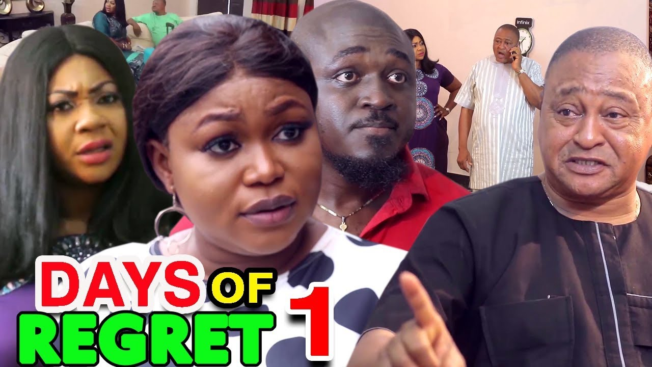 days of regret season 1 nollywoo