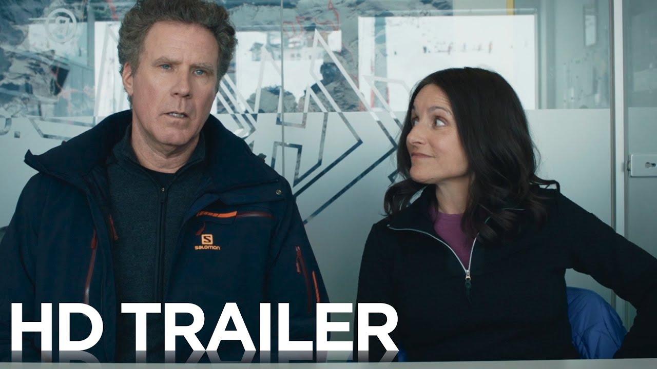 downhill trailer starring will f